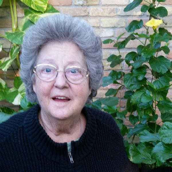 The Rev. Deacon Carol Ann Mills
