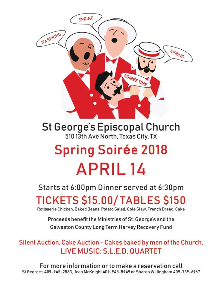 Spring Soiree 2018